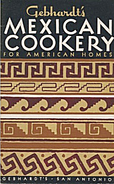 Mexican Cookery American Homes