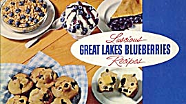 Luscious Great Lakes Blueberries Recipes