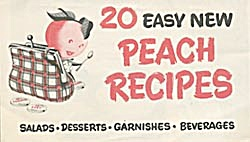 20 Easy New Peach Recipes (Image1)