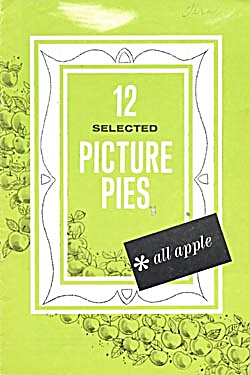 12 Selected Picture Pies all Apple Recipes (Image1)