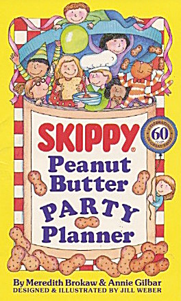 Skippy Peanut Butter Party Planner