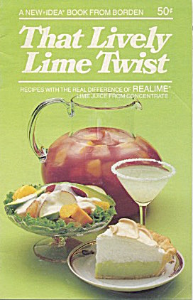 That Lively Lime Twist