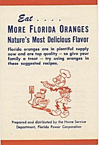 Eat More Florida Oranges Recipes (Image1)