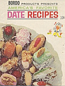 America's Favorite Date Recipes