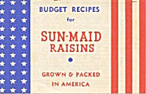 Budget Recipe For Sun Maid Raisins