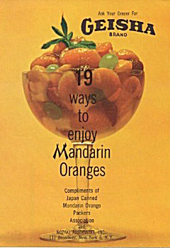 19 Ways To Enjoy Mandarin Oranges Fold Out