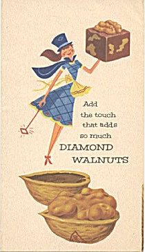 Add The Touch That Adds So Much Diamond Walnuts