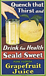 Quench That Thirst Drink For Health Sealed Sweet Grape
