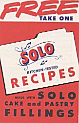 Kitchen Tested Baking Recipes For Solo