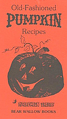 Old-fashioned Pumpkin Recipes