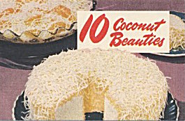 10 Coconut Beauties