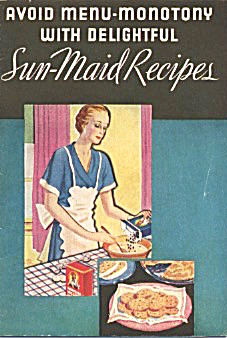 Avoid Menu-monotony With Delightful Sun-maid Recipes
