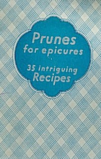 Prunes For Epicures