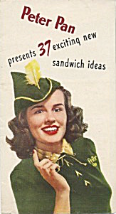 Peter Pan Presents 37 Exciting New Sandwich Ideas