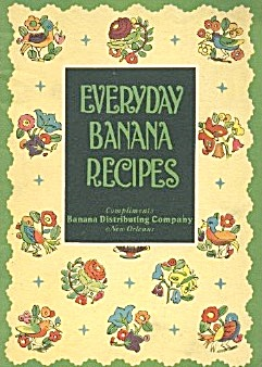 Everyday Banana Recipes