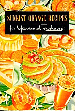 Sunkist Orange Recipes For Year-round Freshness