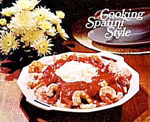 Vintage Cooking Spatini Style