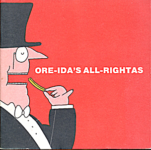 ORE-IDA'S ALL-RIGHTAS AND ALL-WRONGAS (Image1)