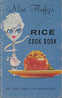 Miss Fluffy's Rice Cook Book