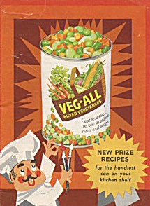 Veg-all New Prize Recipes