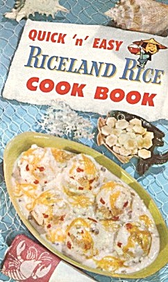 Quick 'n' Easy Riceland Rice Cook Book