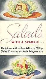 Salads With A Sparkle