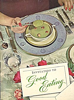 Invitation To Good Eating