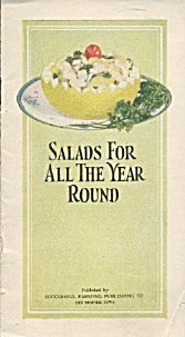 Salads For All The Year Round