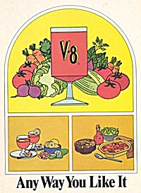 Any Way You Like It V-8 Recipes (Image1)