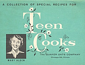 A Collection Special Recipes For Teen Cooks
