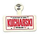 Edmund J. Kucharski 1972 (R) Sec. of State (Image1)