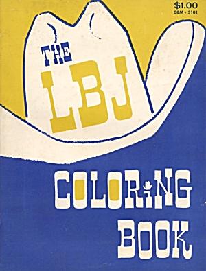 The L.B.J. Coloring Book (Image1)