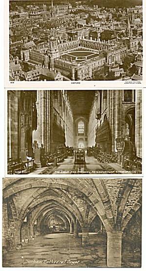 Vintage Foreign Postcards 70 (Image1)