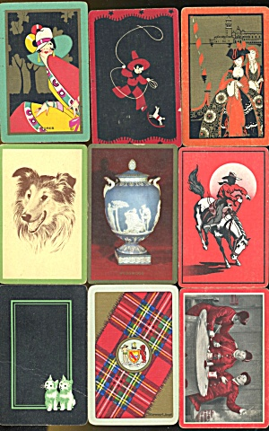 Vintage Single Playing Cards 65