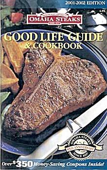 Omaha Steaks Good Life Guide & Cookbook (Image1)