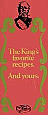 The King's Favorite Recipes And Yours