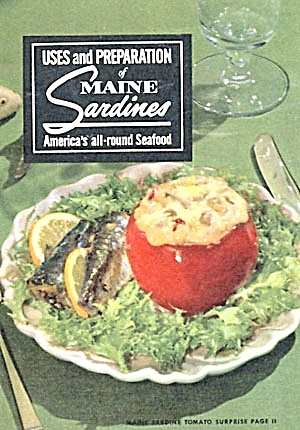 Uses And Preparation Of Maine Sardines