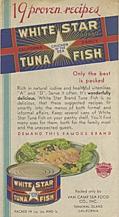19 Proven Recipes White Star Tuna