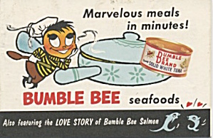 Marvelous Meals In Minutes Bumble Bee Seafoods.also