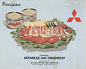 Canned Japanese King Crabmeat