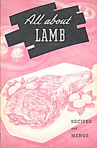 All About Lamb Recipes & Menus (Image1)