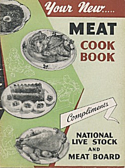 Your New Meat Cook Book