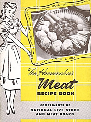 The Homemakers Meat Recipe Book (Image1)