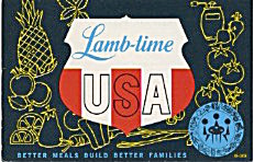 Lamb-time U.S.A. (Image1)