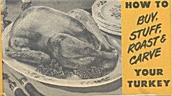 How To Buy Stuff Roast & Carve Your Turkey (Image1)