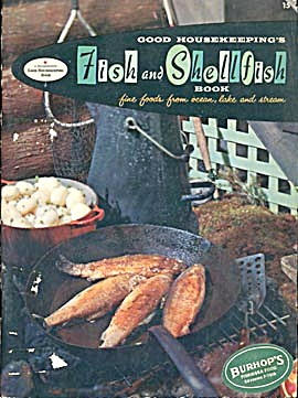 Good Housekeeping's Fish and Shellfish Cookbook (Image1)