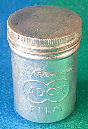 Vintage Adox Film Canister (Image1)