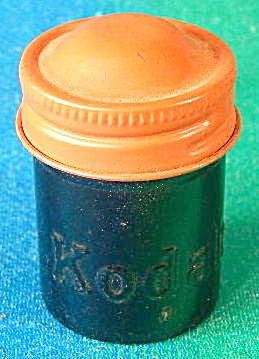Vintage Kodak Film Caniste (Image1)
