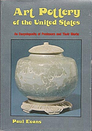 Art Pottery of the United States 1974 (Image1)