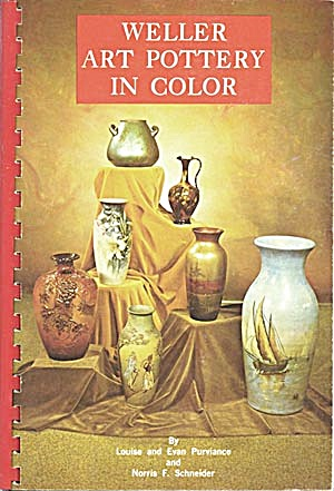 Weller Art Pottery in Color (Image1)